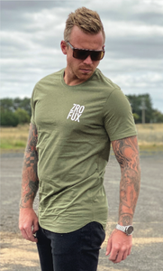 Men's Freedom Tee - Khaki