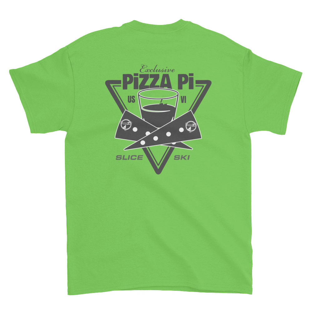 "Pizza Pi 2019/2020 Official ""Crew"" T-Shirt"