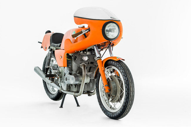 Italian Time Capsule: The 1972 Laverda SFC