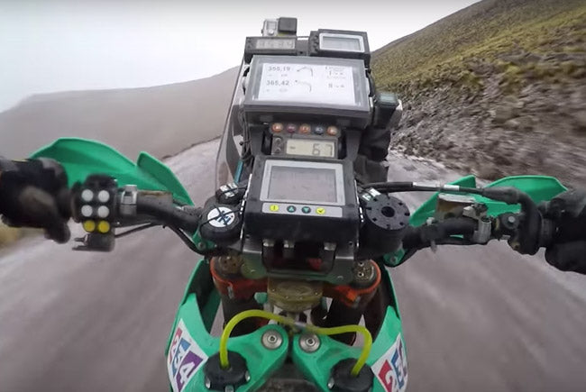 Malle Moto: Competing Solo at the Dakar Rally