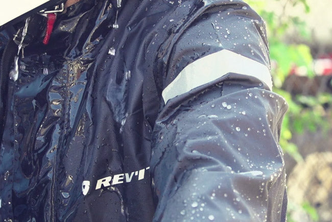 Video: The Ultimate Motorcycle Rain Gear Torture Test. Almost.