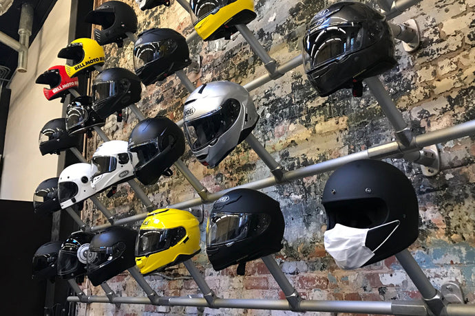 How To Buy A Helmet In The Time Of Corona