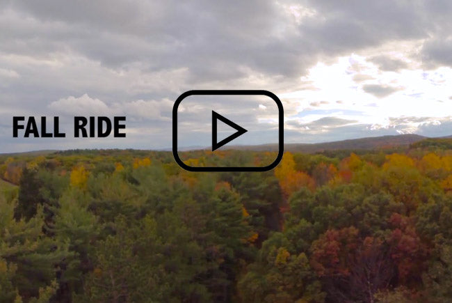 Video: Why Fall is for Motorcycle Lovers