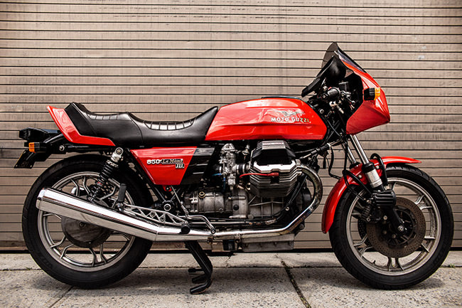 For Sale: 1984 Moto Guzzi LeMans Mk III