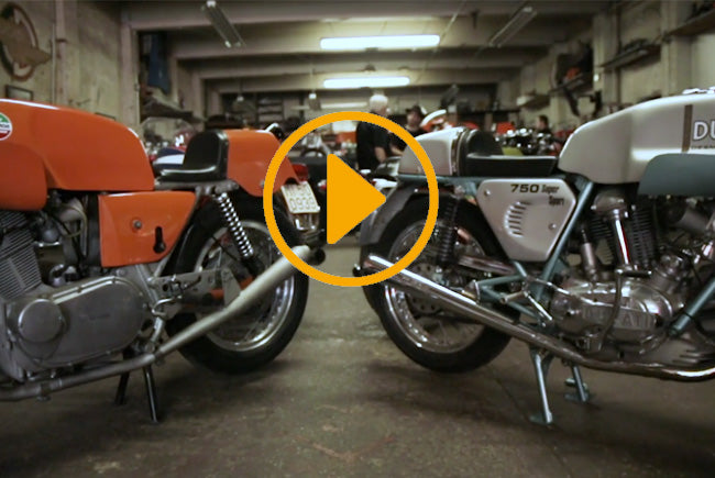 Video: Italian Sporting Bikes of the 70s