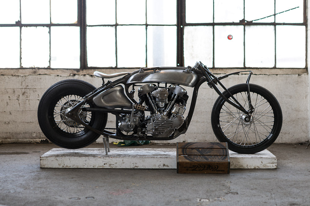 The Sosa Metalworks Knucklehead was for many the belle of the ball