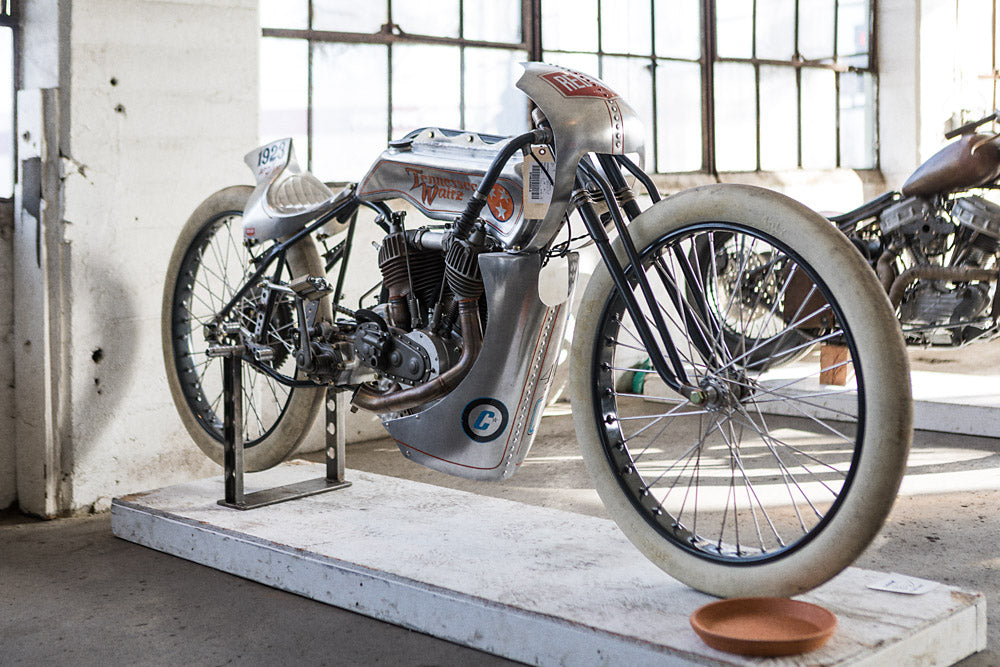 """The One Moto"" Show Award Winner: Matt Harris's 1923 Harley Davidson JD named ""Tennessee Waltz"""