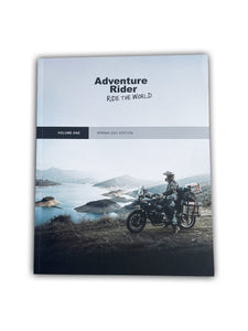 Adventure Rider Magazine Vol. 1 Spring 2021