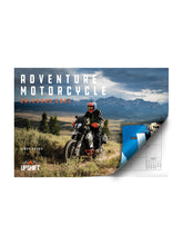 Load image into Gallery viewer, Adventure Motorcycle 2021 Calendar