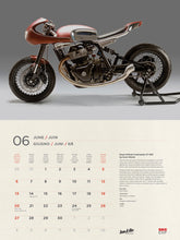 Load image into Gallery viewer, Bike Exif Custom Motorcycle 2021 Calendar