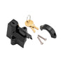 Bikers Choice Frame-Mount Helmet Lock .875 - 1.25in