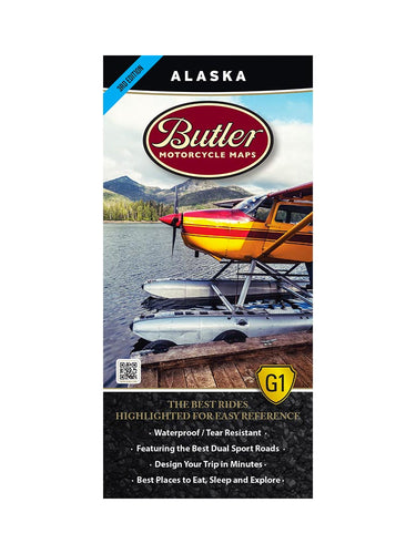 Butler Alaska G1 Map