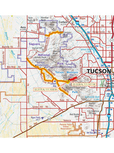 Butler Arizona G1 Map