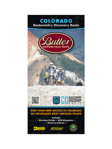 Butler Colorado BDR Map