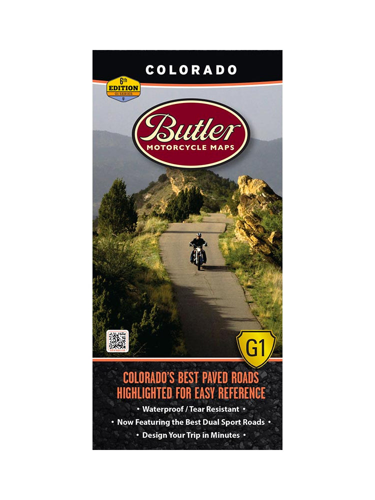 Butler Colorado G1 Map