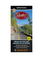 Load image into Gallery viewer, Butler Montana G1 Map