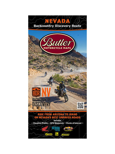 Butler Nevada BDR Map