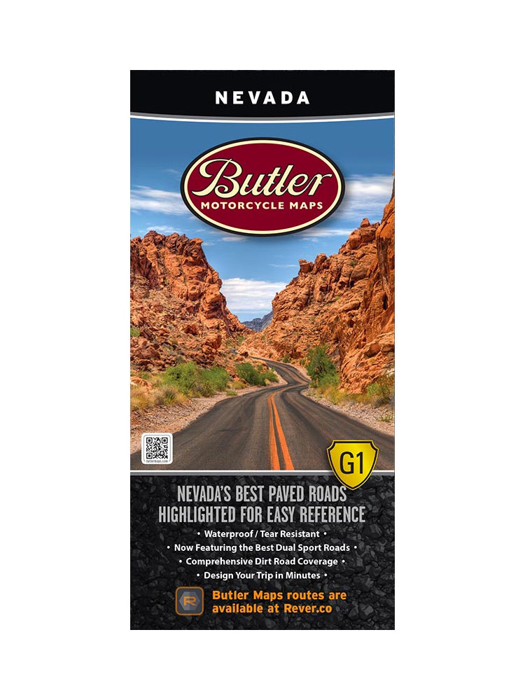 Butler Nevada G1 Map