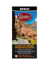 Load image into Gallery viewer, Butler New Mexico G1 Map