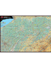 Load image into Gallery viewer, Butler Northern Mid-Atlantic G1 Map