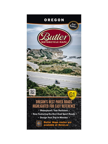 Butler Oregon G1 Map