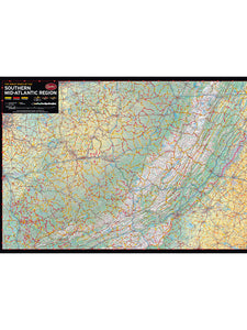 Butler Southern Mid-Atlantic G1 Map