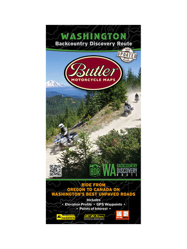 Butler Washington BDR Map