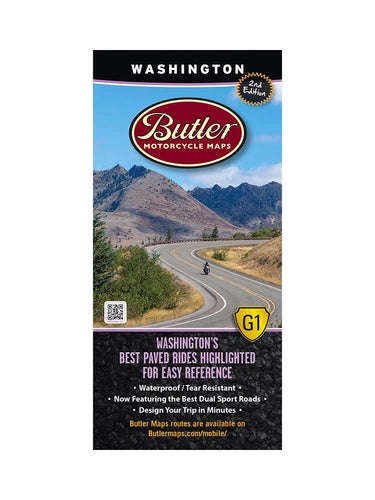 Butler Washington G1 Map