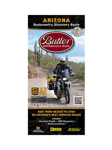 Butler Arizona BDR Map