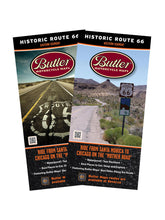Load image into Gallery viewer, Butler Historic Rte 66 Map Set