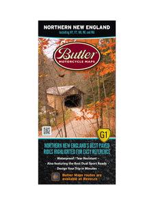 Butler Northern New England G1 Map