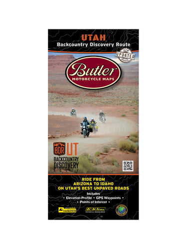 Butler Utah BDR Map