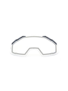 Klim Replacement Goggle Double-layer Lens - Clear