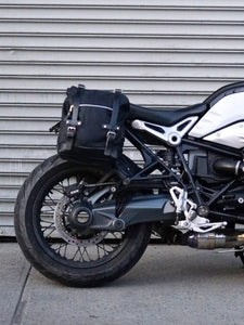 La Poderosa Saddlebag Supports BMW R Nine T