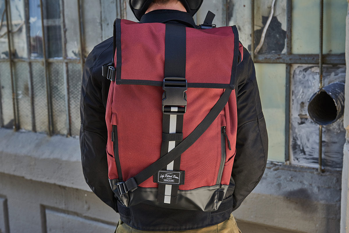 Life Behind Bars Breakaway Backpack