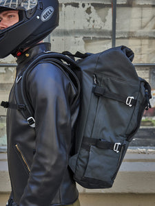 Life Behind Bars Peloton Asphalt Backpack