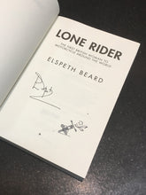 Load image into Gallery viewer, Lone Rider by Elspeth Beard