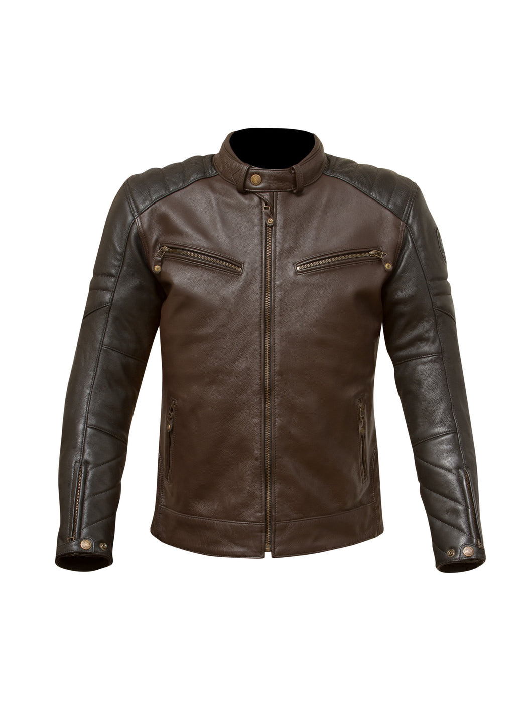 Merlin Chase Leather Jacket