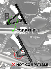 Load image into Gallery viewer, PMR Saddlebag Supports for Triumph Bonneville
