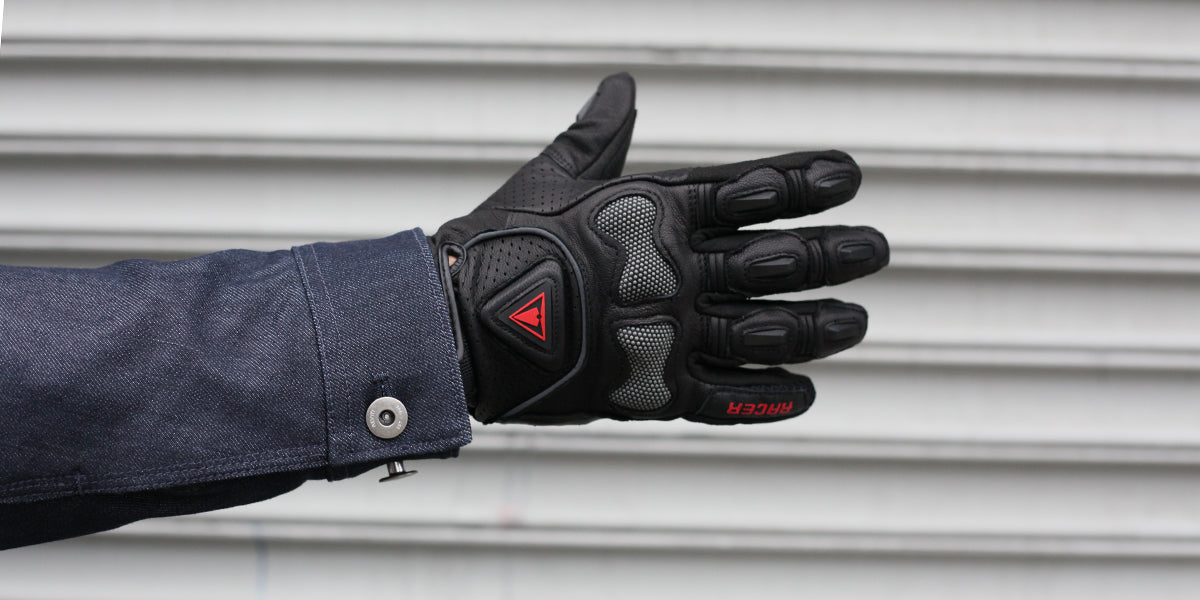 Racer Mickey Gloves