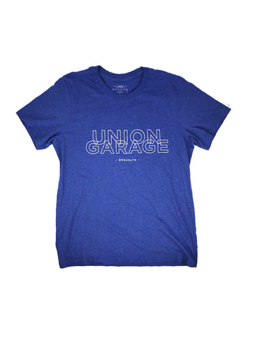 Union Garage Block Letters T-Shirt