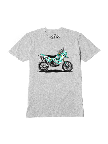 Union Garage Lyndon Poskitt Basil Bike T-Shirt