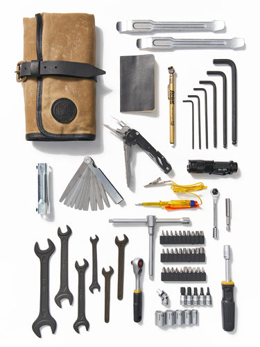 Union Garage Uber Deluxe Tool Roll