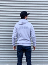 Load image into Gallery viewer, Union Garage Block Letters Hoodie