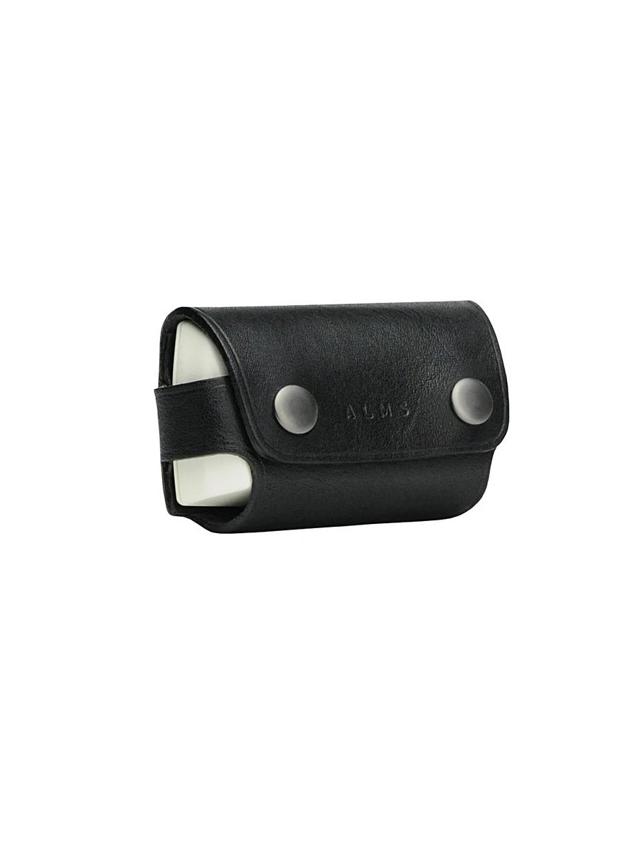 ALMS Leather Magnetic EZ-Pass Holder