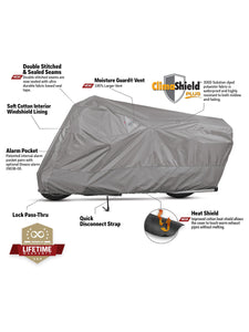 Dowco Guardian Weatherall Plus Motorcycle Cover