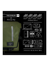 Load image into Gallery viewer, Life Behind Bars Echelon Messenger Bag