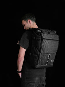 Life Behind Bars Peloton Eclipse Backpack