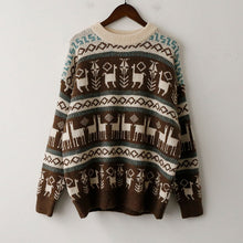 Load image into Gallery viewer, Winter Warm Loose Long Sleeve Pullover Clothes