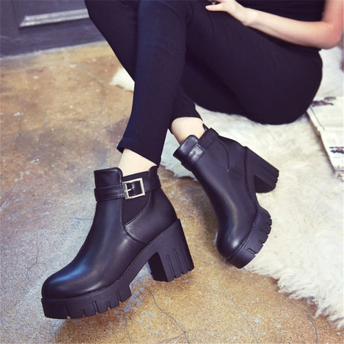 Winter Women Boots Free Shipping